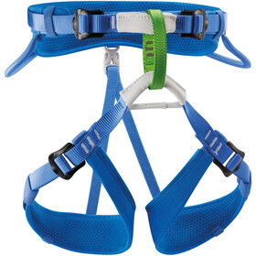 Petzl Macchu Harness Kinder blue